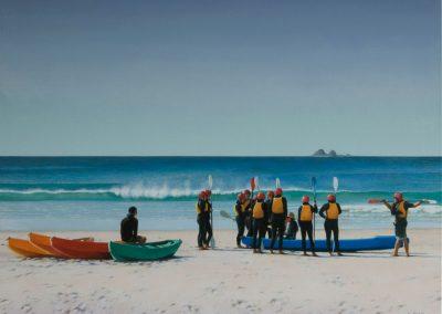Kayak Class 1