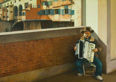 Musicista Di Strada