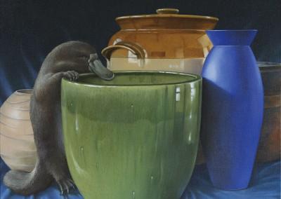 Still Life Eith Platypus